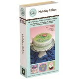 Cricut Cake Cartridge Holiday Cake Item 2000225